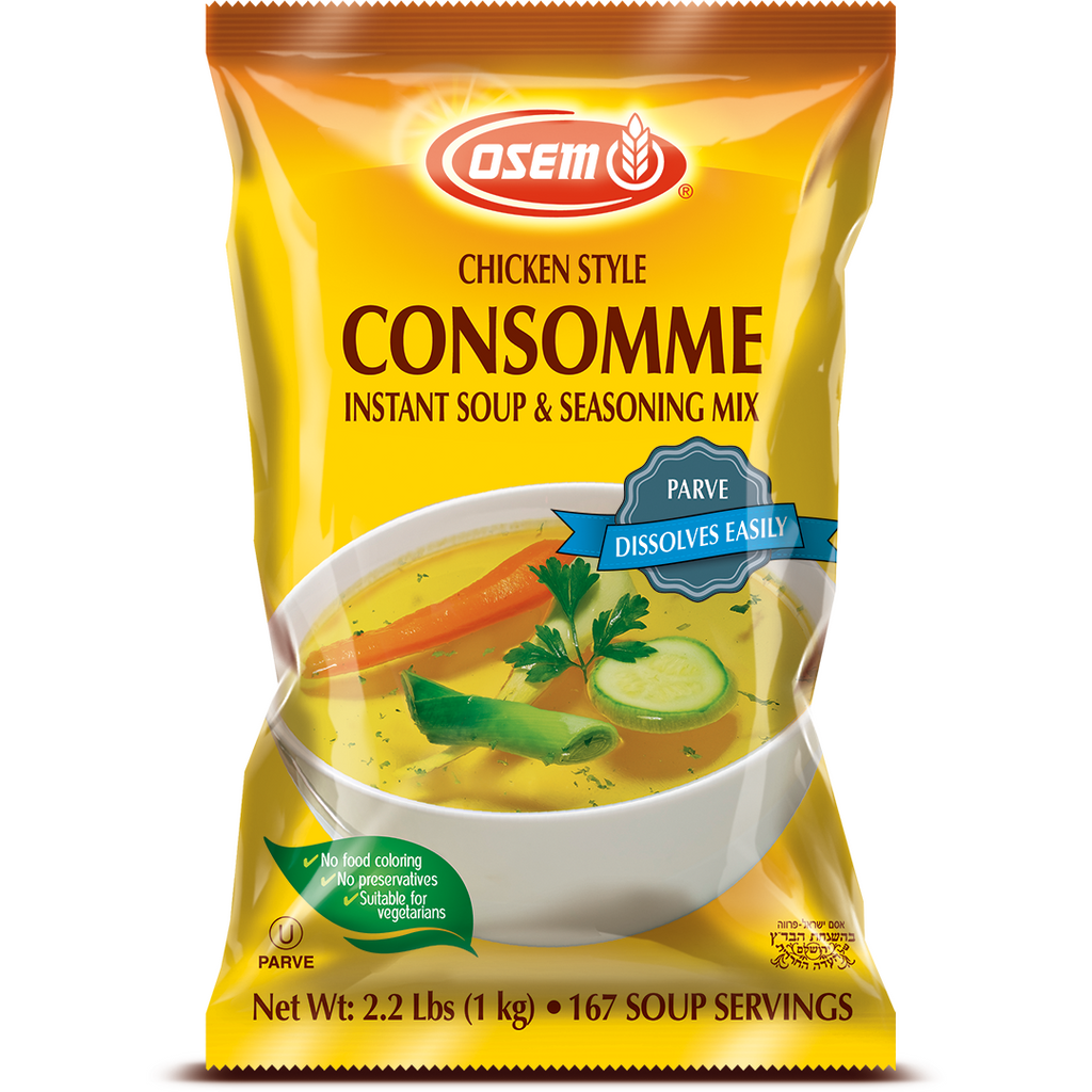 Osem Chicken Style Consomme Soup Mix 1 Kg