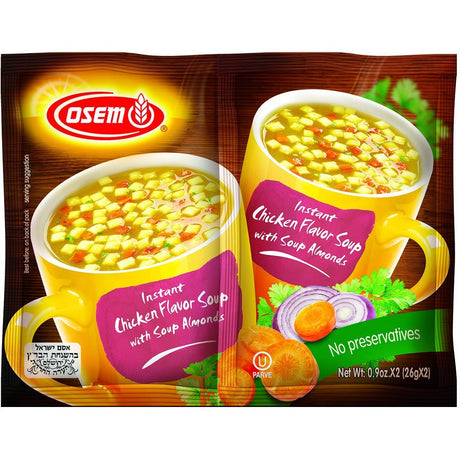 Osem Instant Chicken Soup 2 X 26G