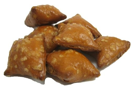 Bulk Pretzel Peanut Butter Nuggets 4 X 2.27kg in each carton 9.07Kg