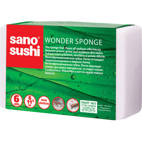 Sano Magic Sponge Klp 6 Pack