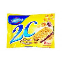 Shneiders 2C Cereal Chocolate Bars 5 X 53G