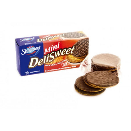 Shneiders D-Sweet Mini Dark Choc