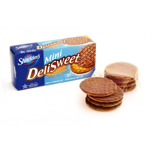 Shneiders D-Sweet Mini Milk Choc