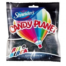 Candy Planet Liquorice Wheels 200G