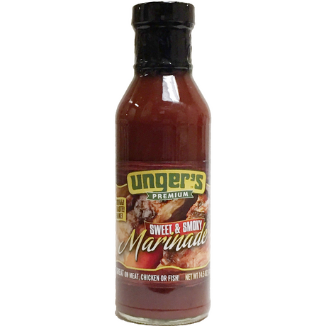 Ungers Marinade Sweet & Smokey 411G