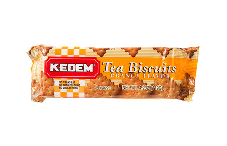 Kedem Tea Biscuits Orange 119G
