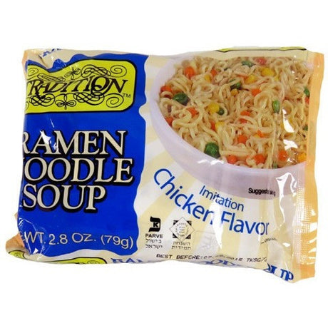 Tradition Ramen Noodles Soup Chicken 79G