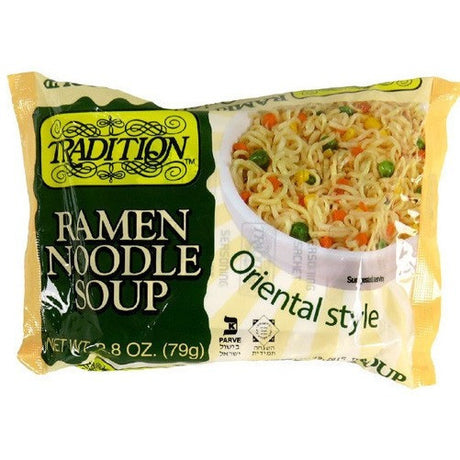 Tradition Ramen Noodles Soup Oriental 79G