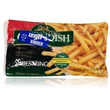 Ungers Shoestring Fries 792G