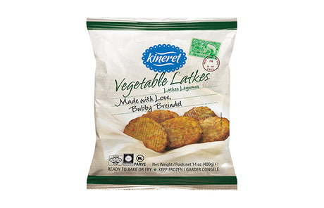 Kineret Vegetable Latkes 400G