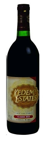 Kedem Estates Classic Red 750ML
