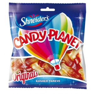 Candy Planet Cola Bottles 150G