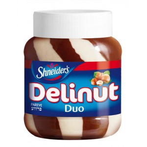 Shneiders Delinut Duo Spread 400G
