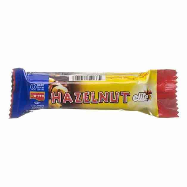 Elite Hazelnut Bar 45G
