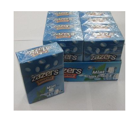 Zazers Flip Top Mint 46G