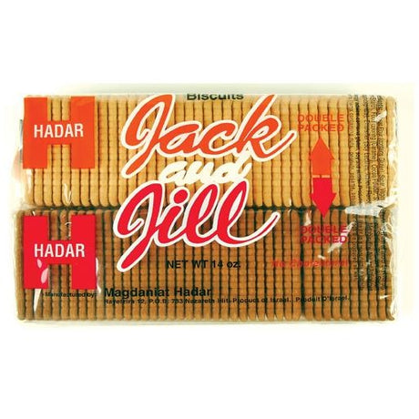 Hadar Jack And Jill Biscuit 400G