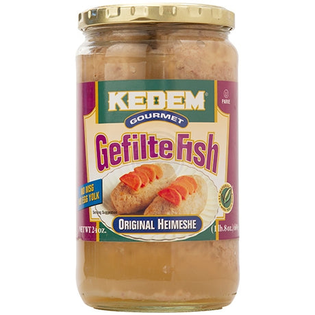 Kedem Gefilte Fish 24Oz