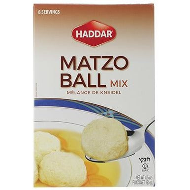 Haddar Matzah Ball Mix 125G