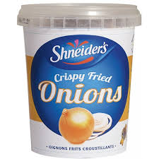 Shneiders Fried Onions 150G