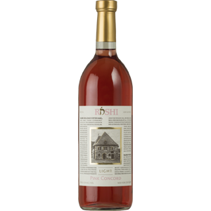Rashi Light Concord Pink Wine 750Ml