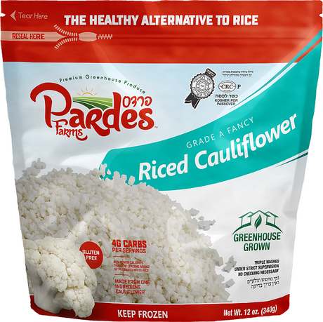 Pardes Riced Cauliflower 340G