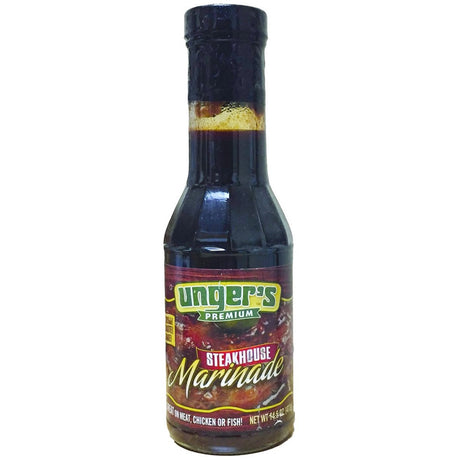 Ungers Marinade Steakhouse 411G