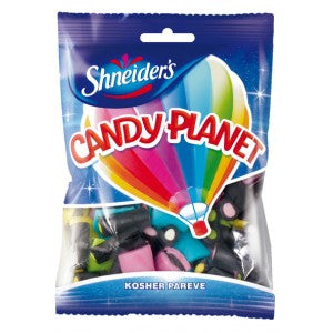 Candy Planet Liquorice Mix 100G