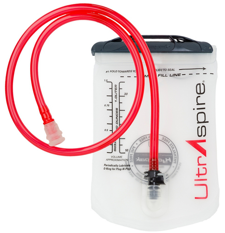 Ultraspire 1L Bladder with infusion Valve
