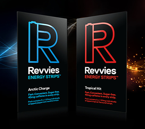 Revvies Energy Strips