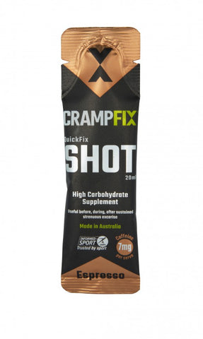 Crampfix Shots 20ml Single Serve Sachet