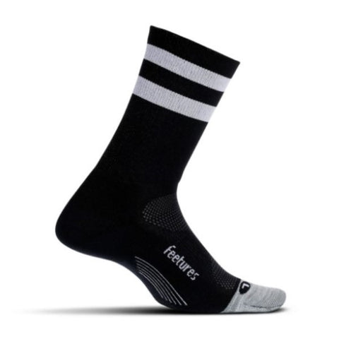 Feetures! Elite Light Cushion Mini-Crew Sock
