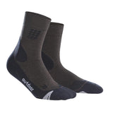 Mens CEP Outdoor Light Merino Mid-Cut Sock
