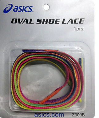 Asics Elastic Lace and Stopper - Multi colour