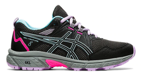 Girls  Asics Venture 8 GS