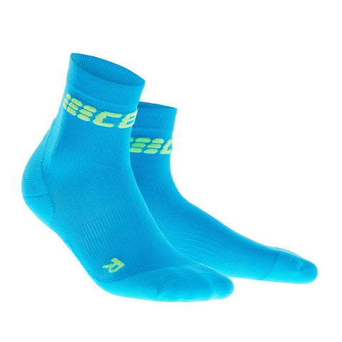 Mens CEP Ultralight Compression Short Sock 3.0