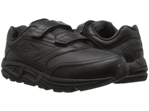 Mens Brooks Addiction Walker Velcro (2E - Width)