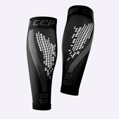 Womens CEP Nighttech Compression Calf Sleeves
