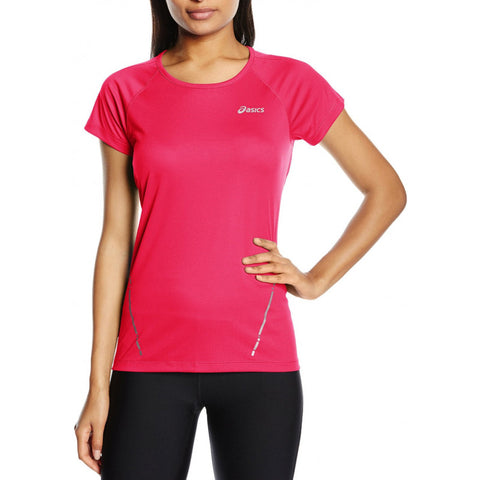 Womens Asics SS Running Top