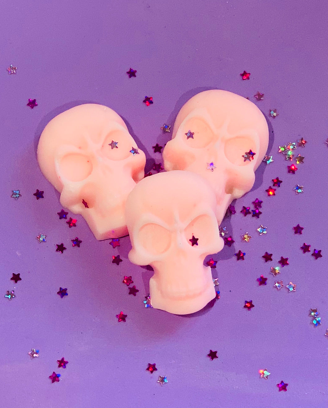 Wax Melt | Skull Melts - Glamour Skin & Body