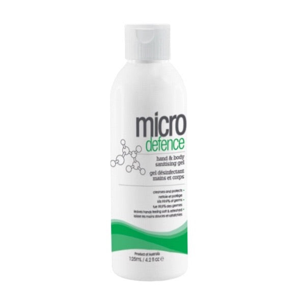 Micro Defence Hand + Body Sanitizer - Glamour Skin & Body