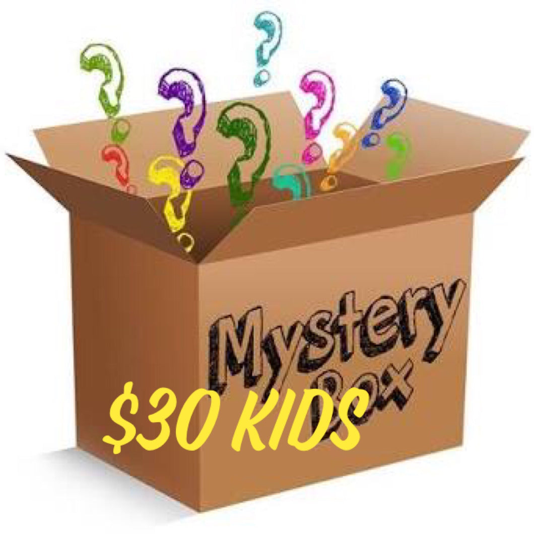 Mystery Box | Kids $30 - Glamour Skin & Body