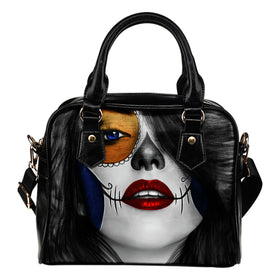 Tattoo Calavera Girl Handbag - Phoenix Lifewear