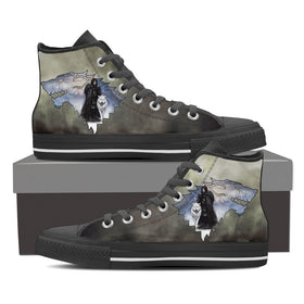 The Lord Of Winter Men's High Tops - Phoenix Lifewear