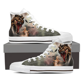 The Princess Of Dragons Men's High Tops - Phoenix Lifewear