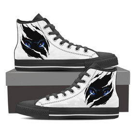 Cat Women's High Tops - Phoenix Lifewear