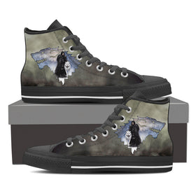 The Lord Of Winter Women's High Tops