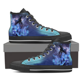 The Army Of The Dead Women's High Tops - Phoenix Lifewear