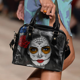 Tattoo Calavera Girl Handbag III - Phoenix Lifewear