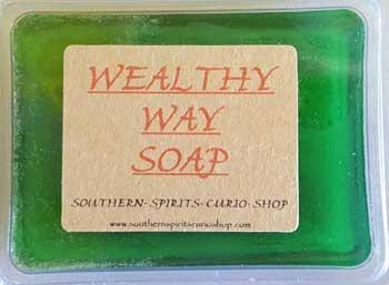 2.5oz Wealthy Way Soap