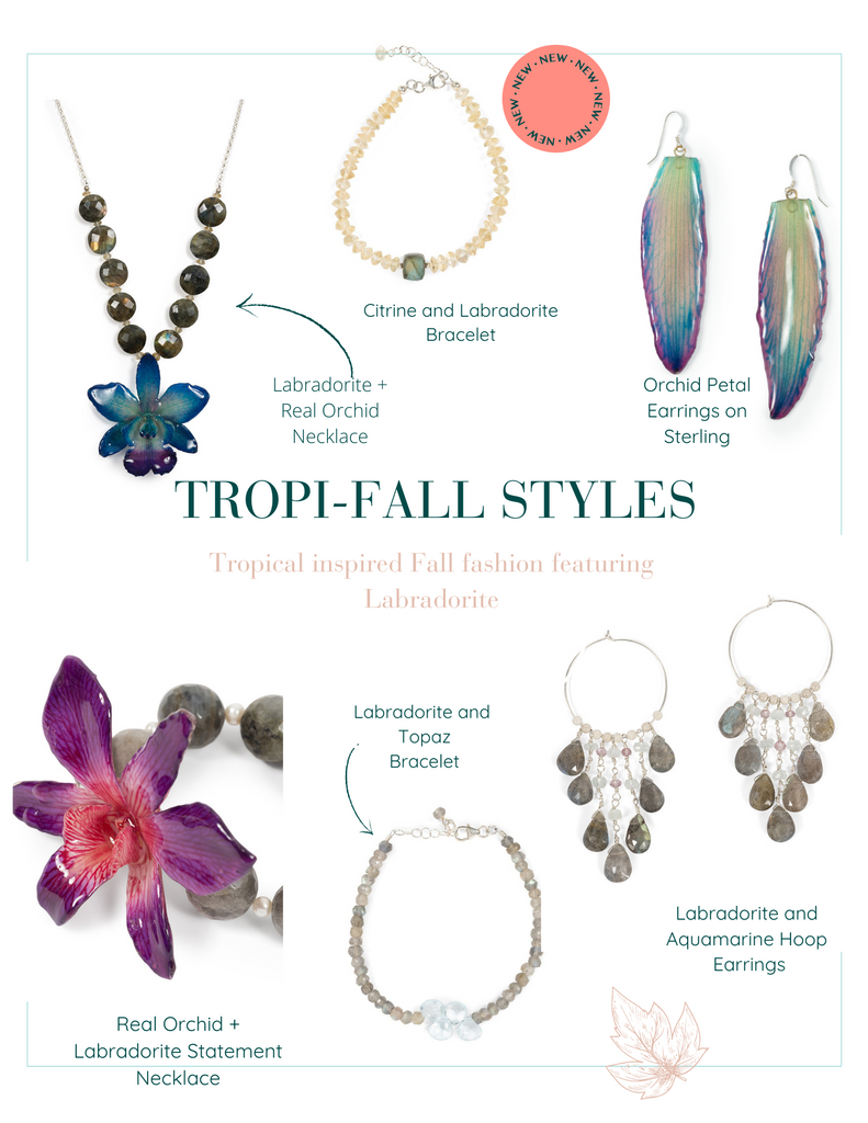 Tropical Fall Style Guide